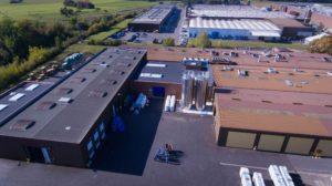 Ardenplast usine de production et de transformation de P.P.E.A. polypropylène alvéolaire extrudé Propyflex pour emballage et protection spécifiques de petite et moyenne série